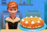 لعبة طبخ الجبن مع آنا