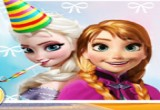 لعبة عيد ميلاد آنا