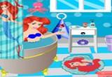 العاب ديكور حمام اربيل