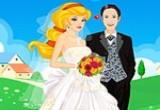 لعبة تلبيس عريس وعروسة 2013