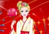 لعبة موضة السنة الآسيوية الجديدة