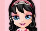 العاب مسابقة ملكة جمال الاطفال