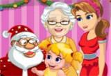 العاب الاطفال في ليلة عيد الميلاد
