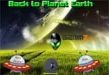 لعبة العودة الى كوكب الارض