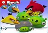 العاب الطيور الغاضبة الجديدة2014