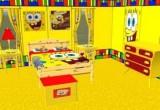 العاب ترتيب غرفة سبونج بوب
