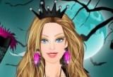 لعبة تلبيس باربي ملكة الظلام