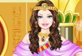 العاب باربي الاميرة المصرية