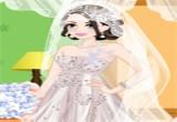 لعبة تجهيز العروسة لليلة العمر