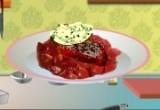 العاب طبخ اللحم مع البهار الحار