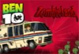 لعبة بن تن حافلة دهس الزومبي