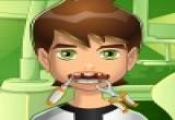 لعبة بن تن و دكتور الاسنان
