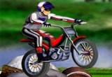 لعبة قيادة الدراجة المجنونة