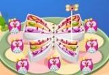 العاب طبخ كعكة الفراشة