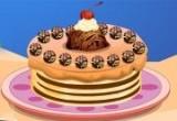 العاب طبخ كعكة فرنسية كلاسيكية