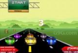 السباق العكسي للسيارات
