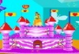 لعبة قلعة ديكور الكيك