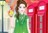 العاب تلبيس ملابس ملونة