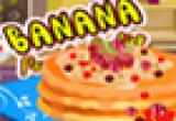 العاب طبخ فطائر الموز
