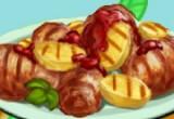 لعبة ماكولات شهر  رمضان
