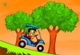 العاب سيارة الغولف المجنون