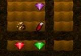 لعبة البحث عن الاحجار الكريمة