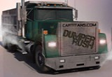 العاب شاحنة قلابة راش