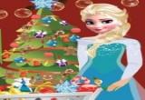 لعبة تسوق السا لعيد الميلاد
