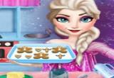 العاب السا و طبخ كعك الزنجبيل