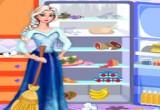 لعبة تنظيف ثلاجة السا