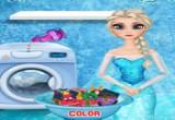 العاب غسل ملابس السا