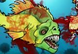 السمكة المتوحش