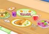 لعبة وجبة الفطور