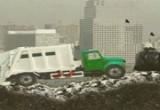 لعبة شاحنة جمع القمامه 2013