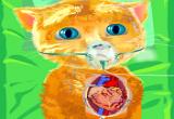 لعبة انجيلا و عملية القلب المفتوح