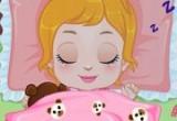 العاب الطفل قبل النوم