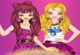 العاب حفل رقص البنات