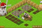 لعبة تنظيف المزرعة السعيدة