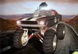 العاب سيارات عجلات الوحش