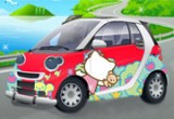 Hello Kitty Car game