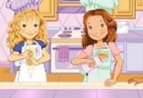 العاب طبخ الاخوات صانعي الكعك