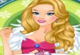لعبة تلبيس ملكة جمال الجليد