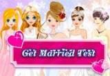 لعبة أختيار العروسة
