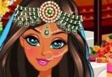 لعبة زواج الفتاة الهندية