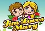 لعبة حب جيم و ماري