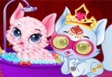 العاب رعاية كيتي مملكة القطط