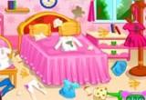العاب ترتيب البنت غرفة نومها