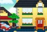 العاب بناء البيت