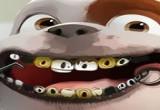 العاب لويس عند طبيب الاسنان