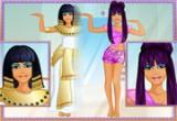 لعبة الملكة المصرية كليوباترا